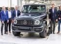 Novi Mercedes-Benz G-Klase – serijska proizvodnja počela, opet u Austriji