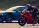 Novi Ducati Panigale V4 ostavlja Audi R8 V10 u prašini (VIDEO)