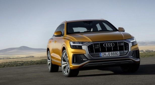 Ovo je Audijev najnoviji veliki SUV – Q8