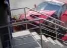 Slupao Corvettu krenuvši na polaganje vozačkog ispita (VIDEO)