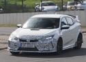 UHVAĆENI U TESTIRANJU: Još jedna verzija Honda Civic Type R!?