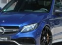 G-Power Mercedes-AMG C 63 S sa 600KS