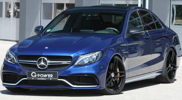 G-Power Mercedes (1)