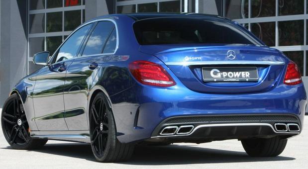 G-Power Mercedes (2)
