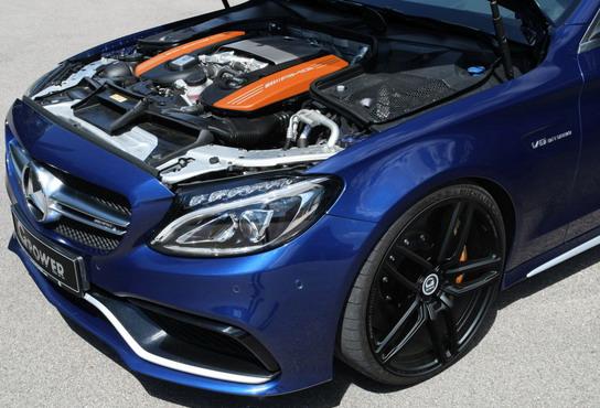 G-Power Mercedes (3)