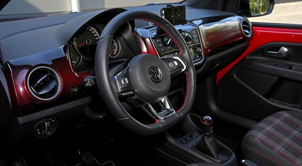 B&B Automobiltechnik Volkswagen up (3)