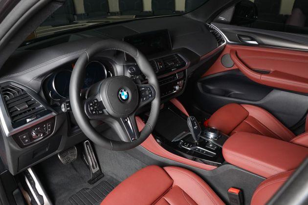 BMW X4 M40i (5)
