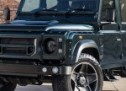 Aintree Green Land Rover Defender 2.2 TDCI 110 Double Cab Pickup Chelsea Wide Track