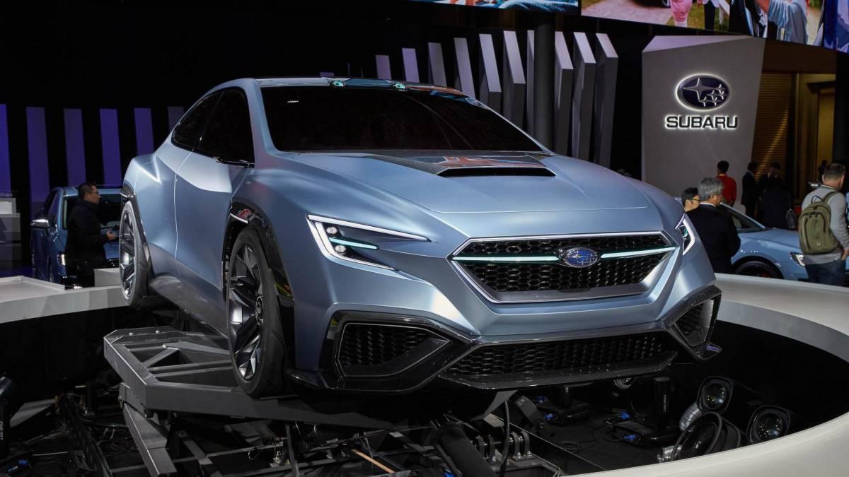 Nova Subaru Impreza WRX STI (1)