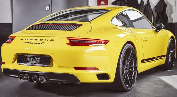 TechArt Porsche 911 Carrera T (2)