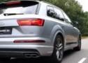 DIZELSKO ČUDOVIŠTE: Audi SQ7 ubrzava poput pravog sportskog automobila (VIDEO)