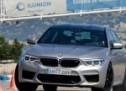 BMW M5 s istrošenim gumama na 'testu sjevernog jelena' (VIDEO)