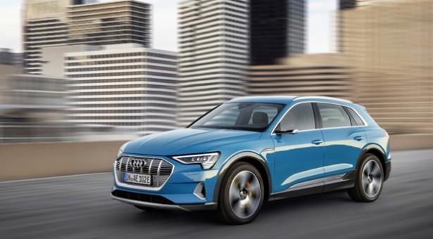 Predstavljen Audi e-tron – Prvi Audi električni SUV