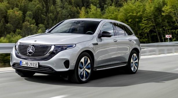 Ovo je Mercedes nove vrste, električni EQC
