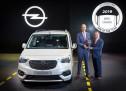 Novi Opel Combo izglasan za Međunarodni van godine 2019.