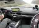 Pogledajte jurnjavu 500 KS snažnog Audija RS5 Manhart do krajnjih 284 km/h! (VIDEO)