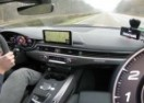 Pogledajte jurnjavu 500 KS snažnog Audija RS5 Manhart do krajnjih 284 km/h! (VIDEO)