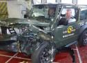 Novi Suzuki Jimny razočarao na testu bezbjednosti