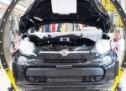 Neizvestan ostanak Fiata u Kragujevcu