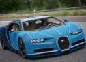 NEVJEROVATNO: Potpuno funkcionalni Bugatti Chiron od milion LEGO kockica! (FOTO)