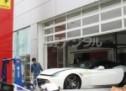 Tajfun Jebi uništio 51 Ferrari