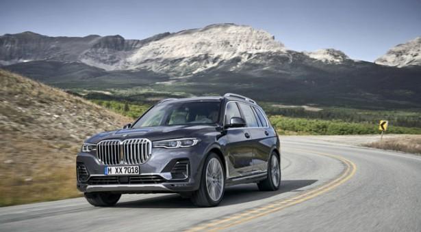 NAJVEĆI SUV U PONUDI: BMW predstavio X7