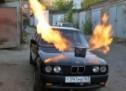 SAMO U RUSIJI: Napravio BMW E30 na mlazni pogon! (VIDEO)