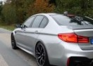 Ovako brutalni BMW M5 Competition juri do 307 km/h (VIDEO)
