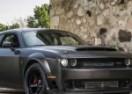 Tunirani Dodge Demon s karbonskom karoserijom i 1400 KS za 8,7 sekundi ubrzava do 261 km/h! (VIDEO)