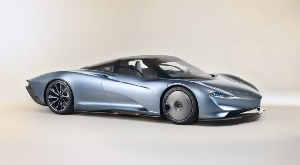 McLaren pokazao neformalnog nasljednika kultnog F1 – neobični Speedtail
