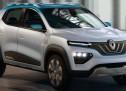 Električni Renault K-ZE Concept
