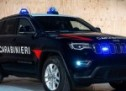 Karabinjeri se pohvalili novim antiterorističkim vozilom (FOTO)
