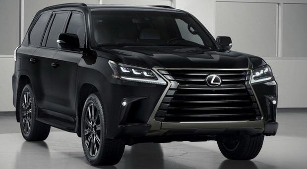 Lexus LX Inspiration Series (1)