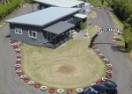 Drifter je za treninge izgradio stazu oko svoje kuće (VIDEO)