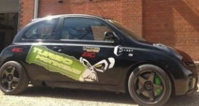 Nissan Micra sa motorom iz Lancera Evo
