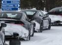 Porsche 911 u finalnoj fazi razvoja