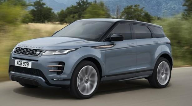 DEBITOVALA DRUGA GENERACIJA: Novi Range Rover Evoque