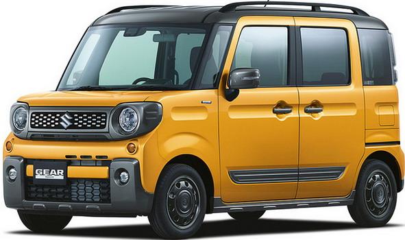 Suzuki Spacia Gear (1)