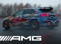 Službeni teaser: Mercedes AMG-A45 vraća se na tron