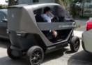 Rješenje za nedostatak parkinga – automobil kome se uvlače točkovi (VIDEO)