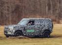 Land Rover objavio fotografije testnog Defendera