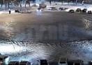 Ni policija nije uspjela zaustaviti driftere na snijegu (VIDEO)
