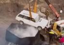 Juha od Lade: Rusi skuhali automobil u deset tona vode (VIDEO)