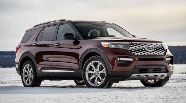 ŠESTA GENERACIJA STIGLA: Predstavljen novi Ford Explorer