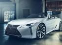 Lexus u Detroitu predstavio koncept LC Convertible
