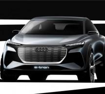 Audi u Ženevu stiže s konceptom Q4 e-tron