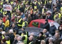 Više stotina ljudi protestovalo u Štutgartu protiv zabrane kretanja vozila na dizel