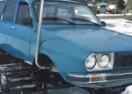 Turčin pretvorio Renault 12 u off-road gusjeničara (VIDEO)