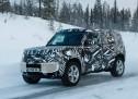 Da li je ovo prva fotografija enterijera novog Land Rover Defender modela!?