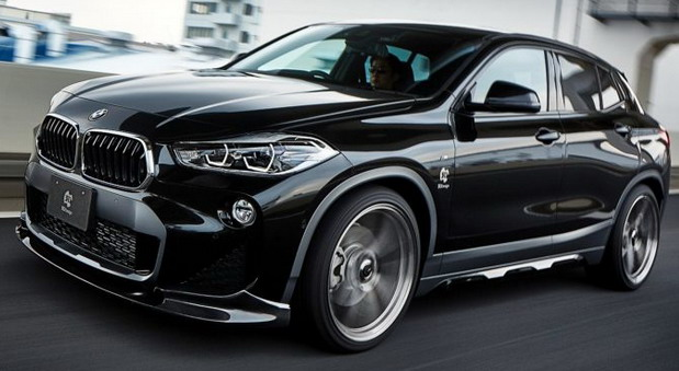 3D Design BMW X2 (1)